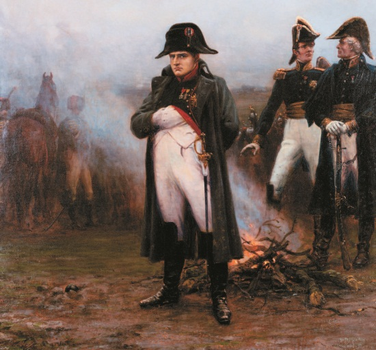 napoleon bonaparte and is modern state I also think he paved the way for modern warfare napoleon brought an organised state and its institutions to most of continental europe long enough.