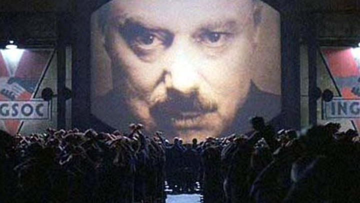 1984 deconstruction essay orwell Nineteen eighty-four expands upon the subjects summarised in orwell's essay notes on to co-write and direct a musical production of orwell's 1984.